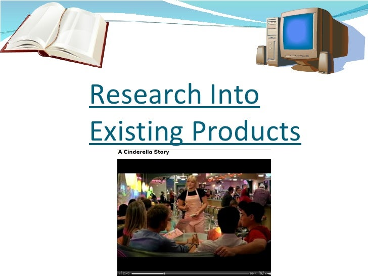 Analysing Existing Products