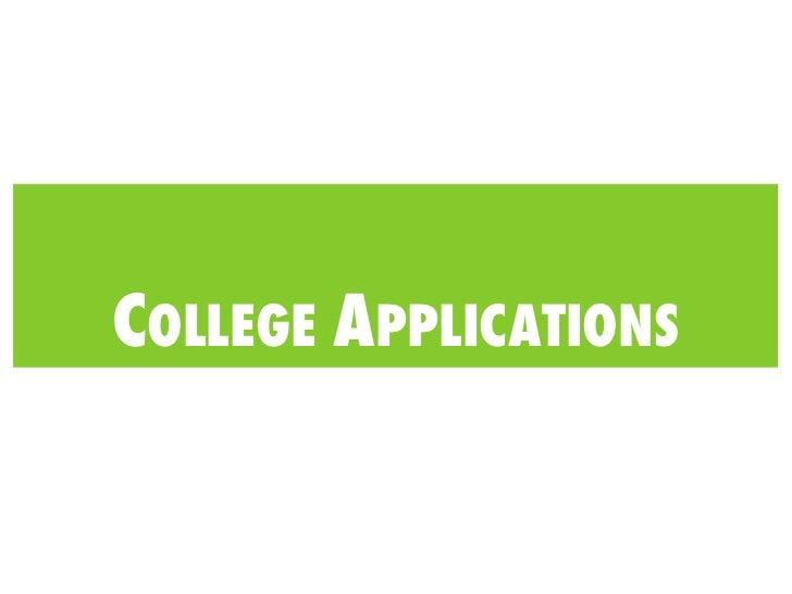 2 applications