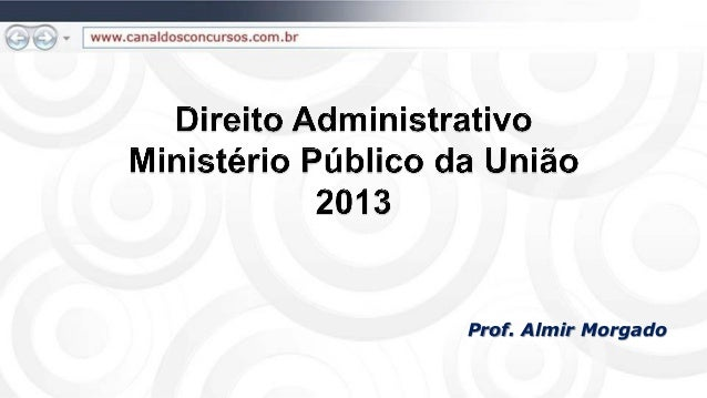 Prof. Almir Morgado