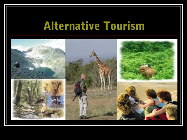 different forms of tourism