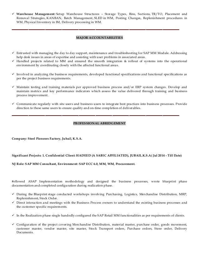 sap banking consultant resume end essay conclusion