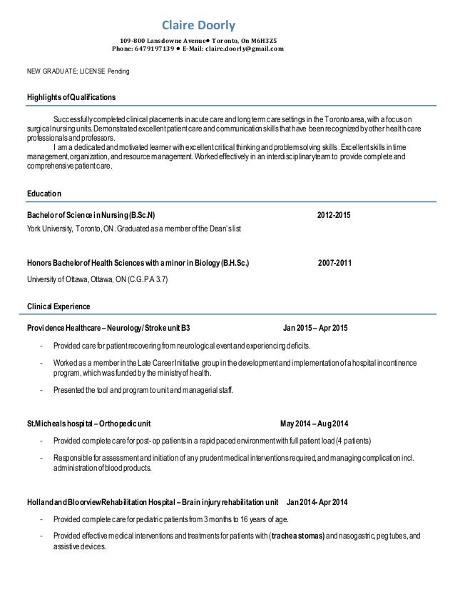 resume cd 2015 With cd resume