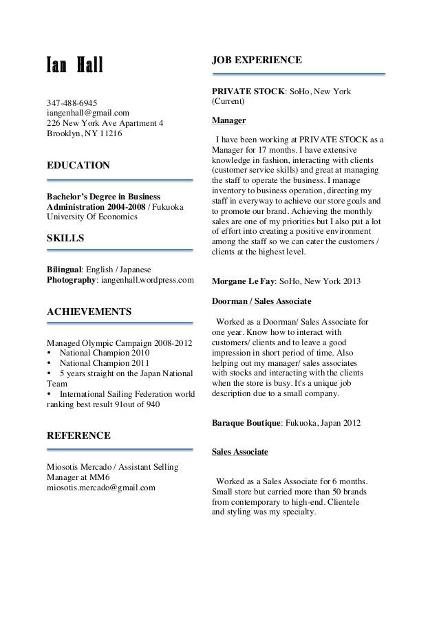 Download - Resume-Resource com