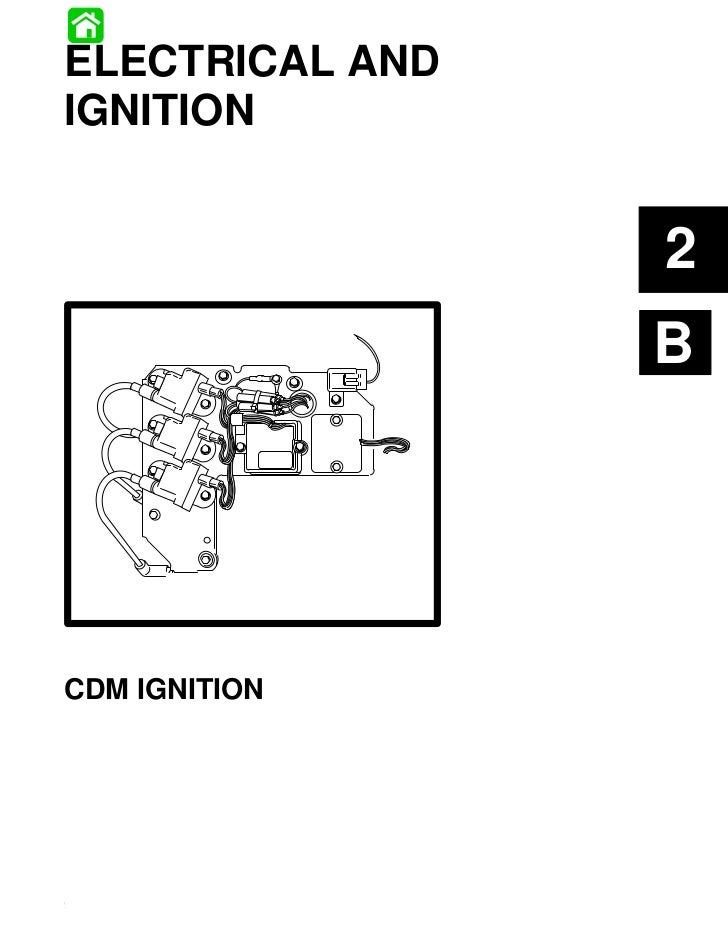 2b electrical and ignition