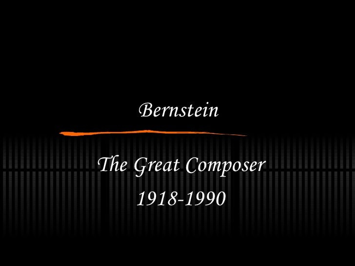 2 Bernstein