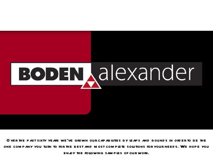 2 Boden Alexander Photos 1997 Ppt Version