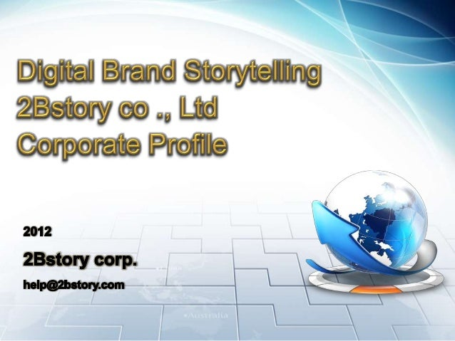 2BSTORY is a growing enterprise with your brand power. Our major servicearea is viral marketing based on online marketing ...
