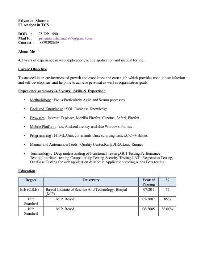 tcs website to upload resume resume original speed in