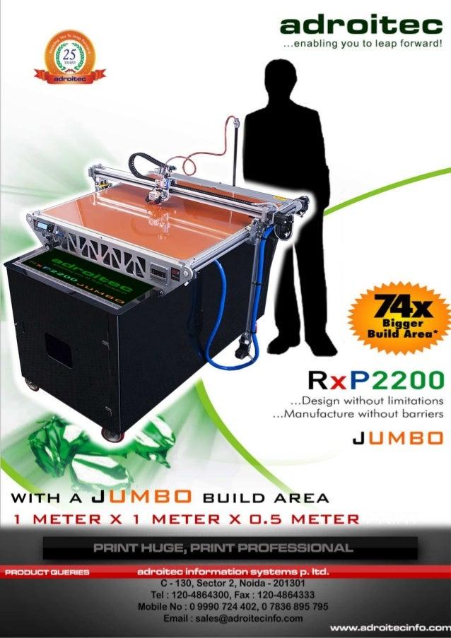 JUMBO - 3D Printer