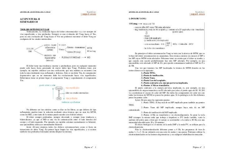 APUNTES DE ACUPUNTURA DE 2º CICLO                                           Recopilado por:   APUNTES DE ACUPUNTURA DE 2º ...
