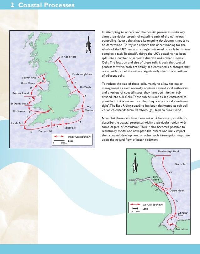 Coastal Processes on the Holderness Coast