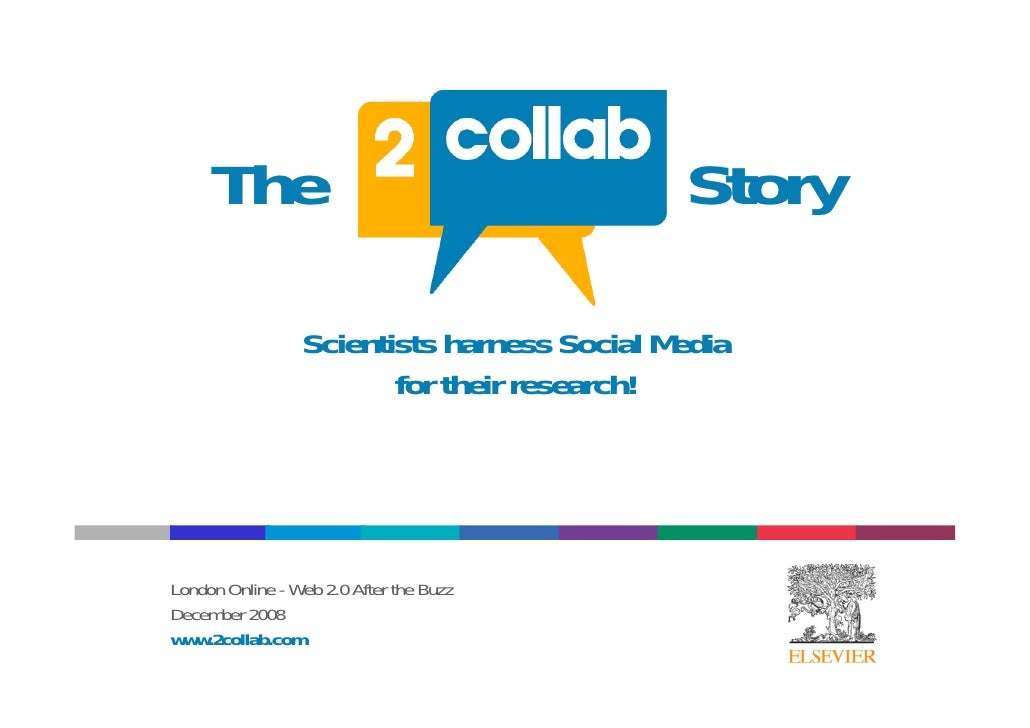 2collab London Online web2.0 after the buzz
