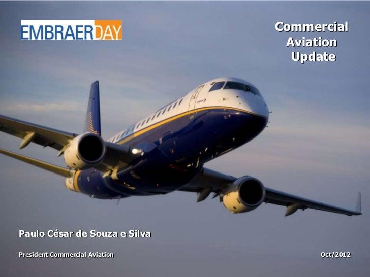 Embraer Day 2012 Melbourne Commercial