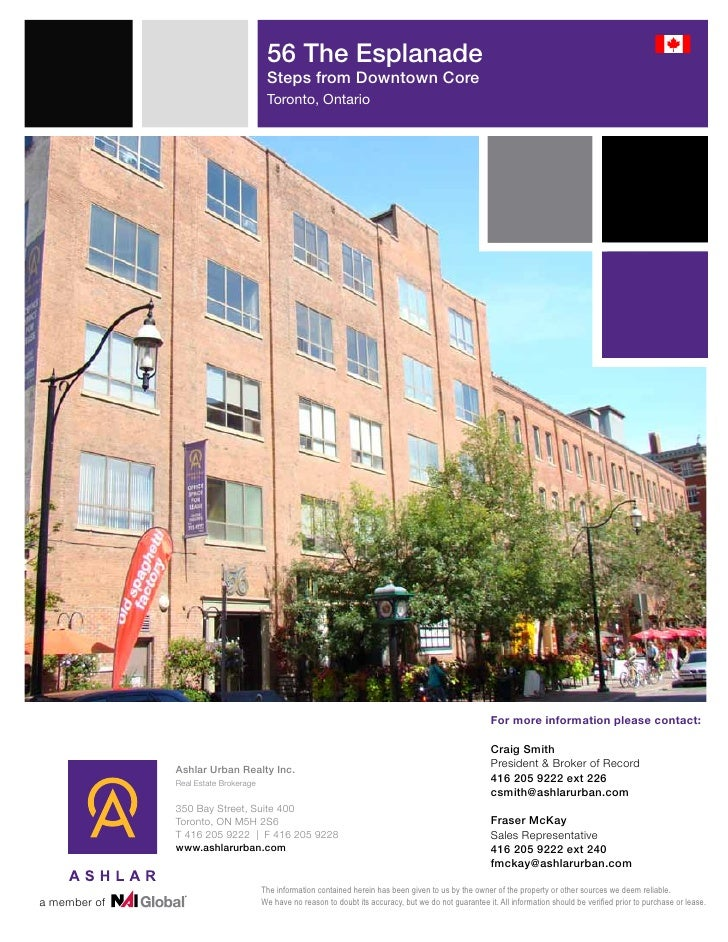 2 cool may - Toronto commercial real estate
