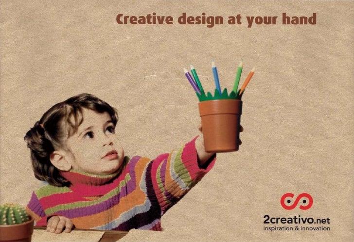 2creativo - Creative design at your hand