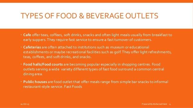 3 Food Amp Beverage