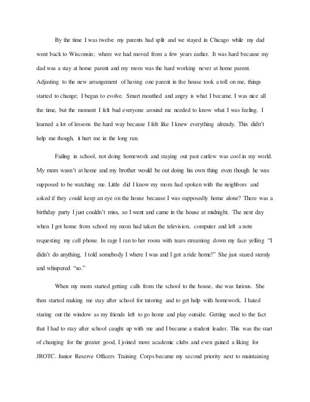 Rights of parents essay in english
