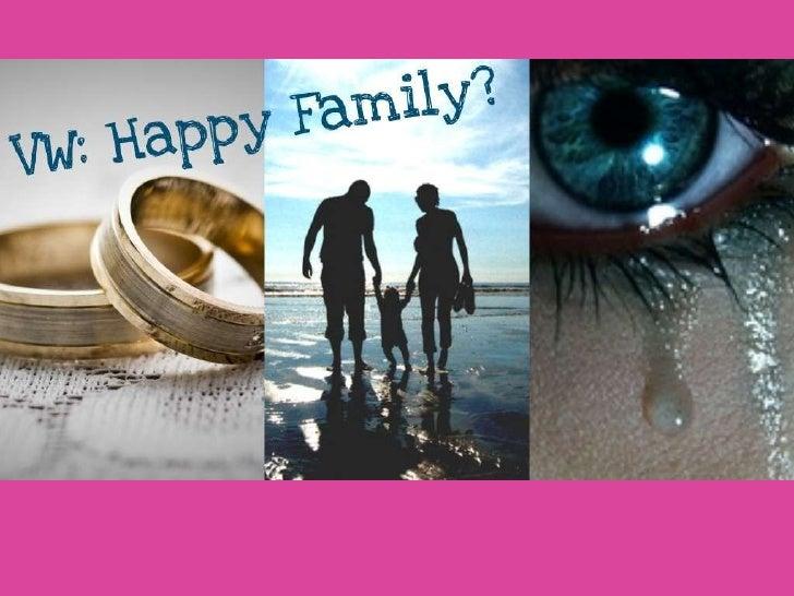 vw: happy family?