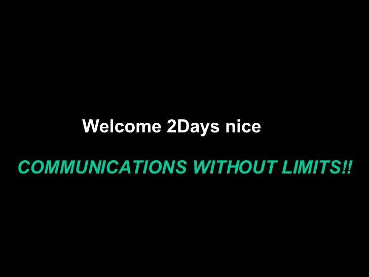2days Communications