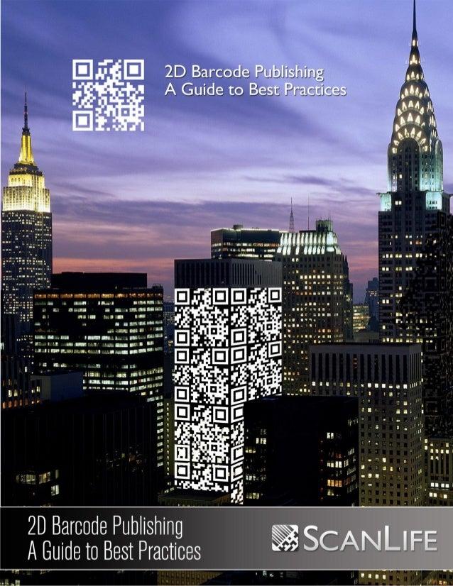 2 i Introductionii Barcode Basicsiii Strategy & Planningiv Code Publishingv Call to Actionvi Performance Tracking         ...
