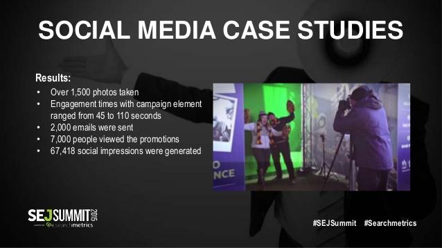 Social Media Case Studies   Blog With MARKIT Group