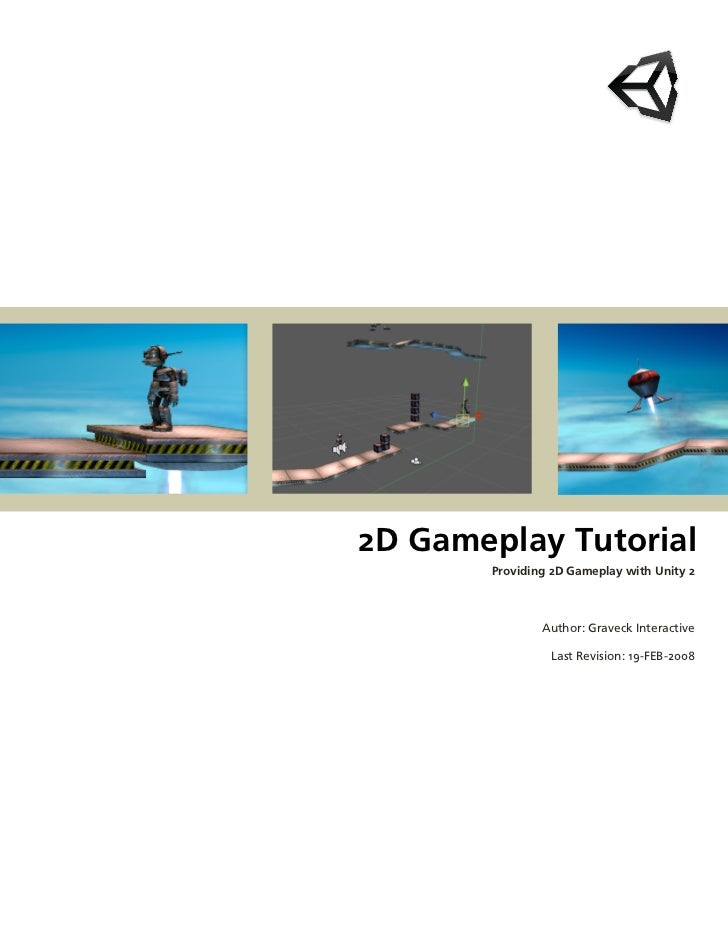 2 d gameplaytutorial