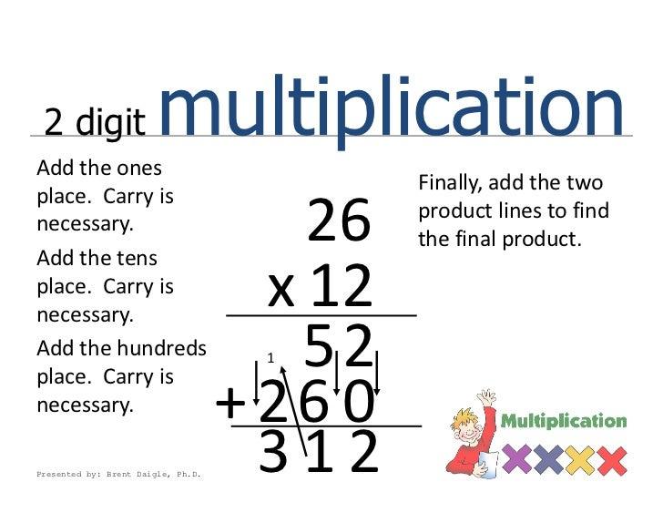 2 digit by 2 digit multiplication worksheets pdf