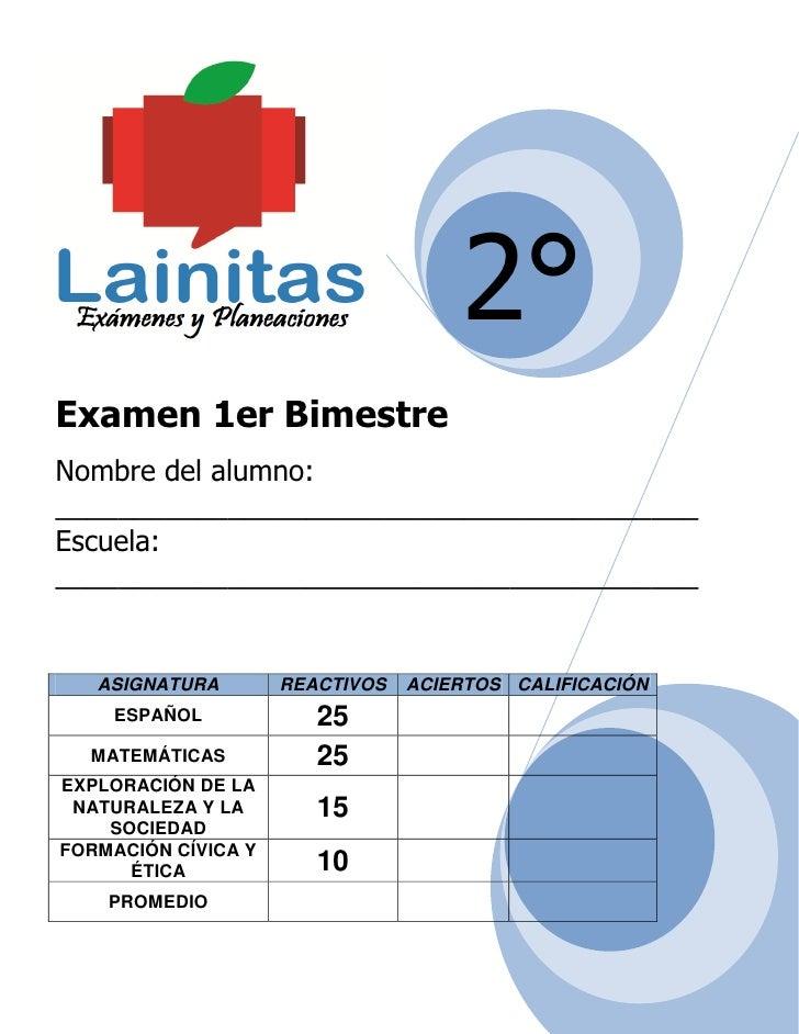 Planeaciones De Primaria 2014 Tercer Grado Bloque 2 | apexwallpapers ...