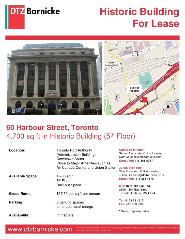 Historic Building                                                                           For Lease                     ...