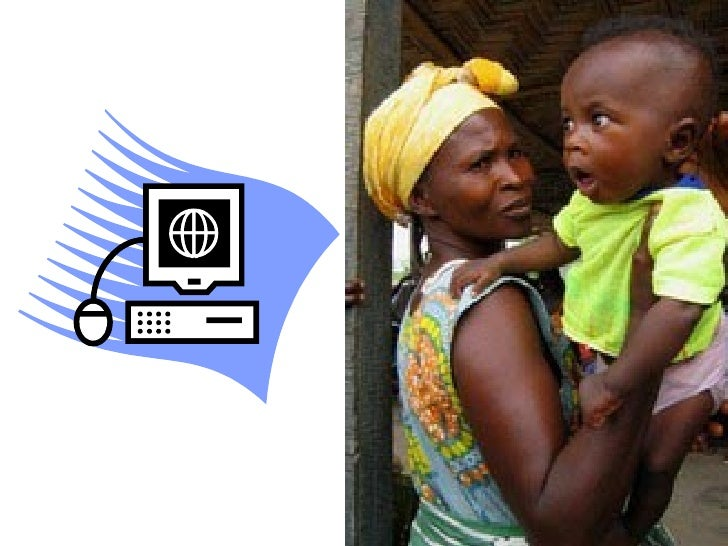 Public Health Informatics in Africa Examples from IDRC supported projects in Africa