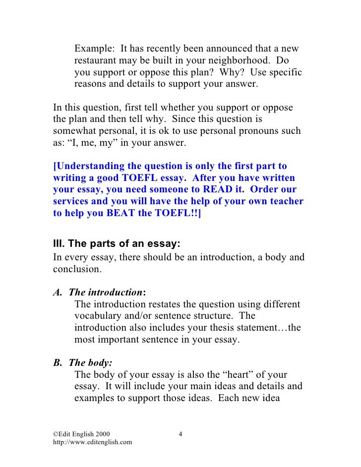 What is justice toefl essay