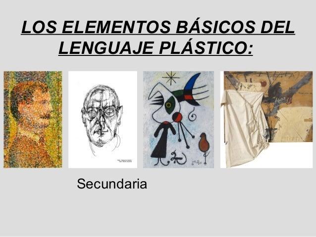 Elementos básicos visuales