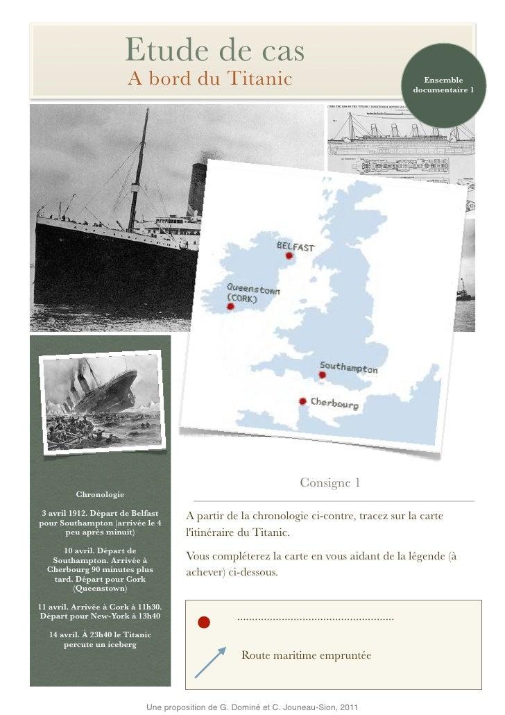 2 etude de cas   titanic