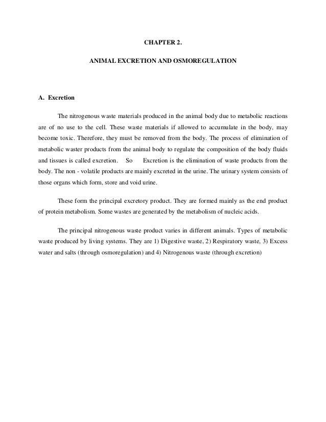 2 excretion osmoregulation rev