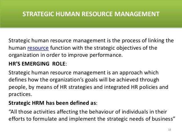 Human resources business plan