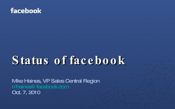 DIG Day - Facebook