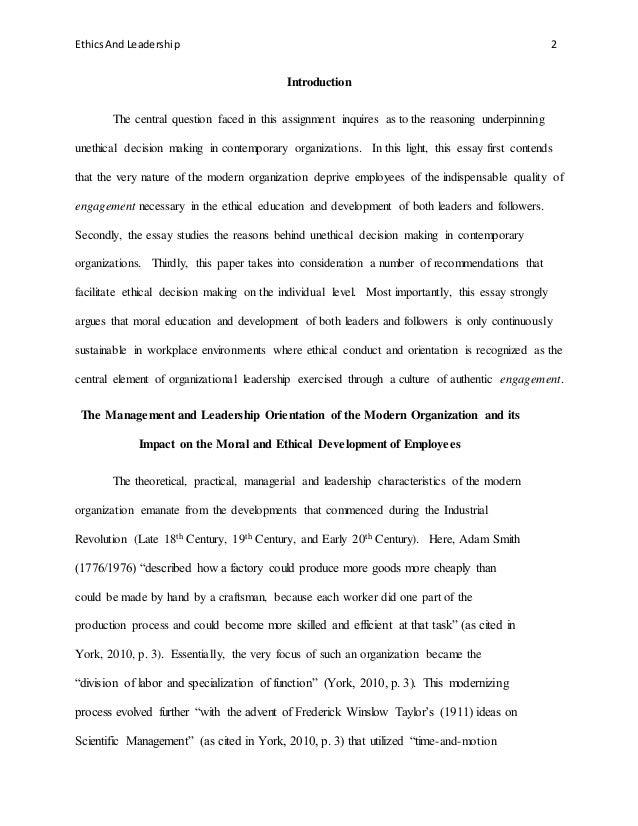 Essay Four Frames Of Organizations