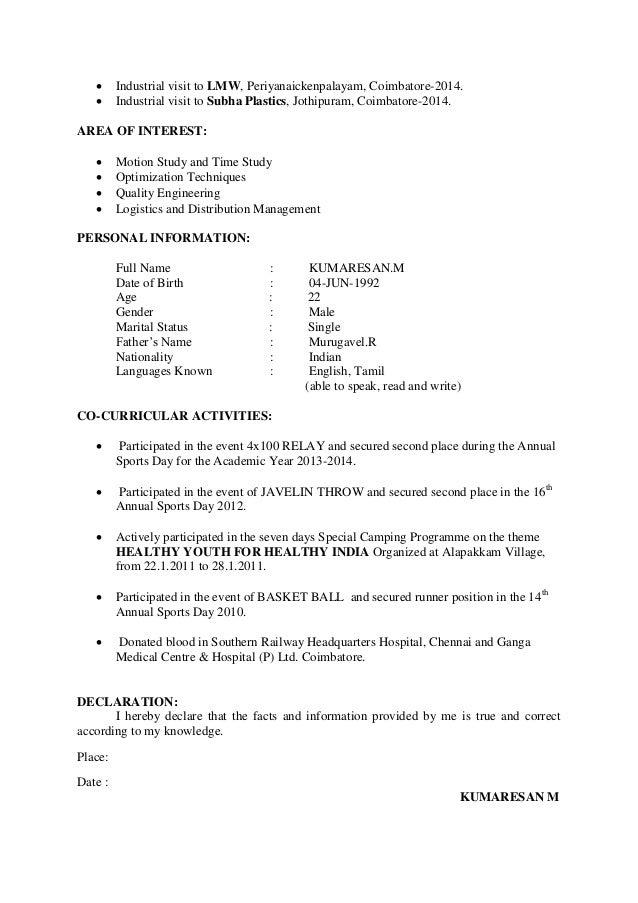 sample industrial technology resume industrial engineer resume