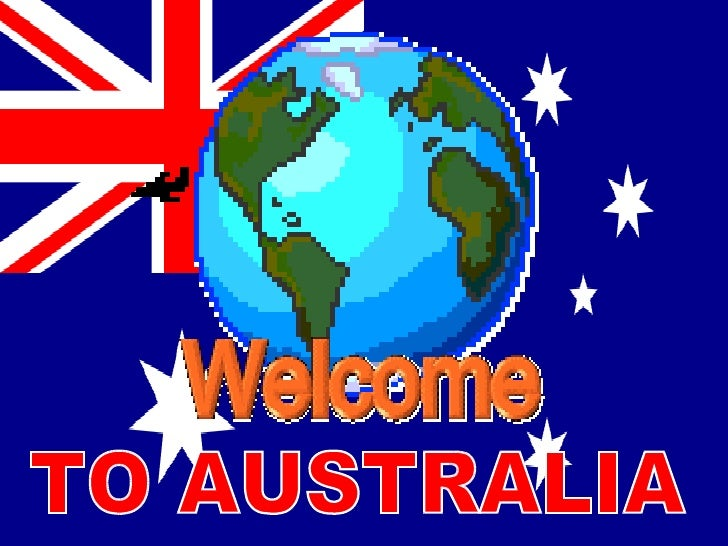 TO AUSTRALIA