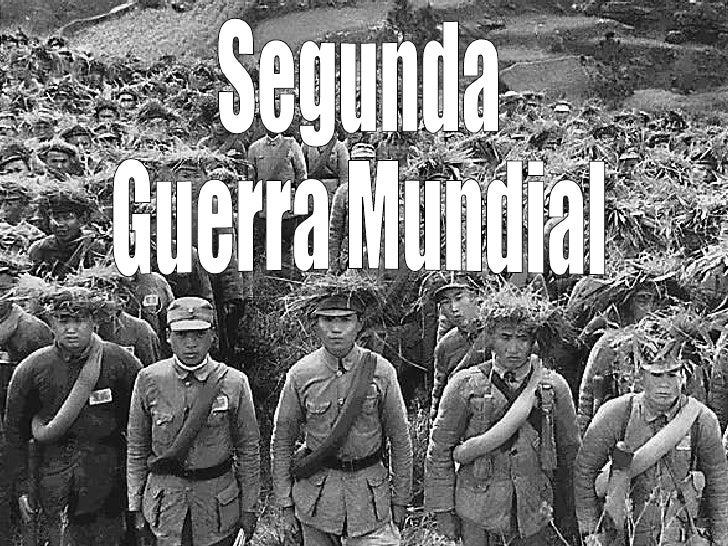 2 guerra mundial: