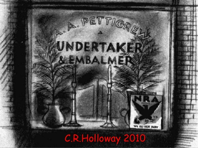 C.R.Holloway 2010