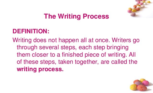 steps to take in writing an essay