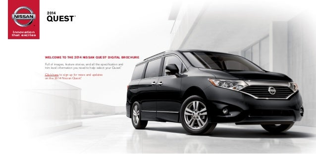 Neil Huffman Nissan >> 2014 Nissan Quest in New Hampshire