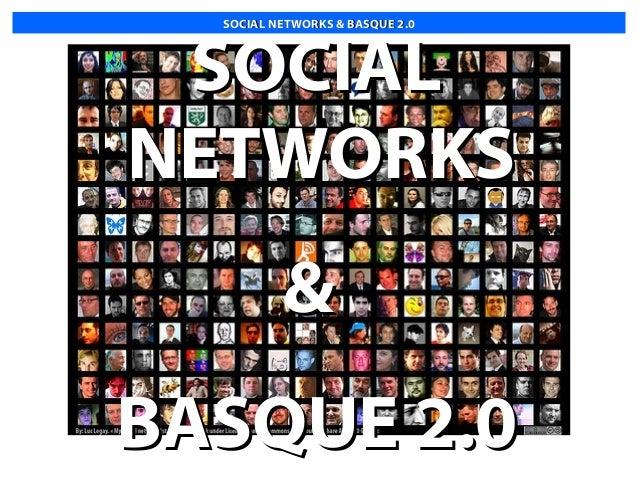SOCIAL NETWORKS & BASQUE 2.0SOCIAL NETWORKS & BASQUE 2.0 SOCIALSOCIAL NETWORKSNETWORKS && BASQUE 2.0BASQUE 2.0