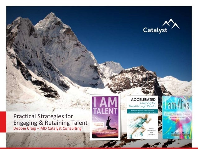 Implementing a Talent Retention Strategy