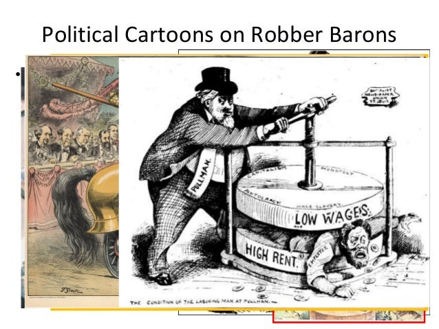 robberbarons in american history This paper traces the rise of the robber barons in american history specifically focusing on cornelius vanderbilt, t j stiles describes how vanderbilt's competitive spirit and enterprising nature led the way in the growth of american corporations.