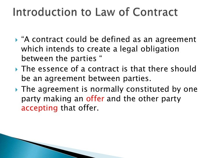 define acceptance in contract law