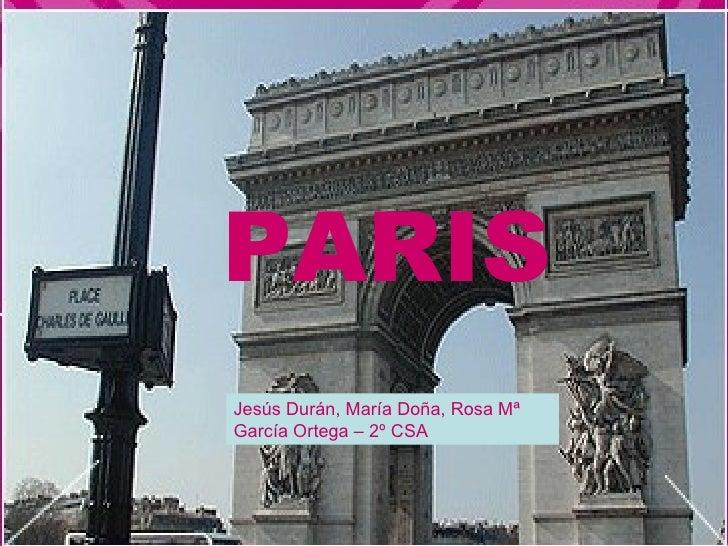 2 Jesus Maria DoñA Rosa G Ortega Paris