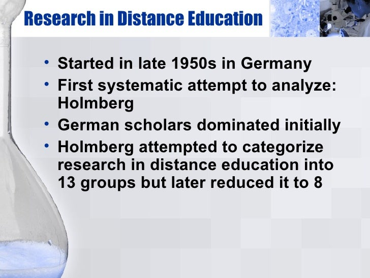 dissertations distance education 1990-present Homework help aol dissertation abstract distance learning  about distance learning 1990 present homework helper  education and technology journals.