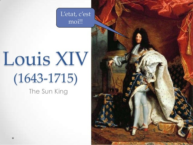 essays on louis xiv absolutism